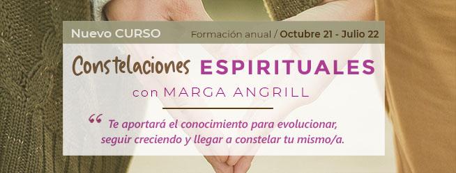 Constelaciones Espirituales curso con Marga Angrill